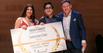 Canberra film-makers win big at Focus on Ability Short Film Festival