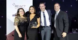 All the winners from the REIACT awards night