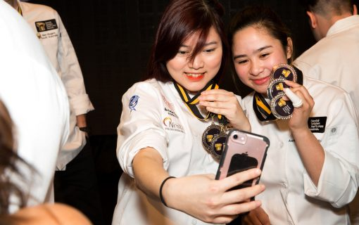 Two young Canberra chefs taste silver success in national culinary awards