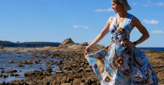 Shoreline – A Fashion Designer's Homage to a Canberra Ritual