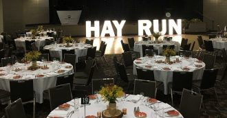 Canberra Hay Runners Ball raises over $43,000 for local farmers