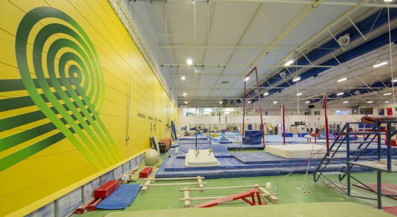 Gymnastics Australia facilities. Photo: Supplied.