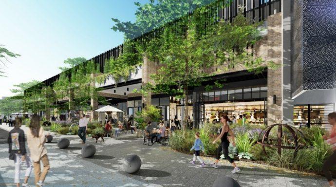Six restaurants to open in new Woden dining precinct