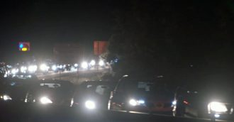 Tuggeranong Parkway brought to a standstill after collisions on Saturday night