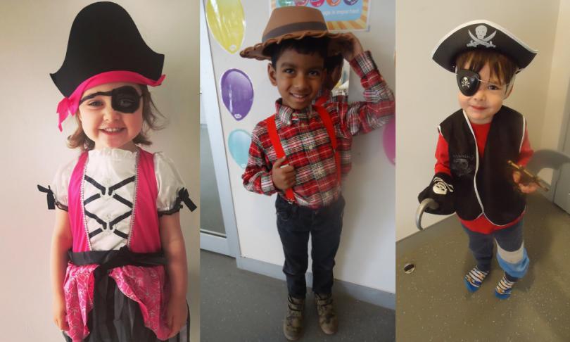 pirate day artemis ELC