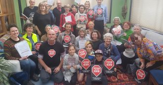 From Inner North to Queensland: Stopping Adani street by street
