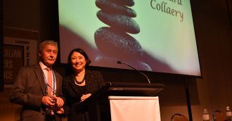 Bernard Collaery wins Civil Justice Award for East Timor work