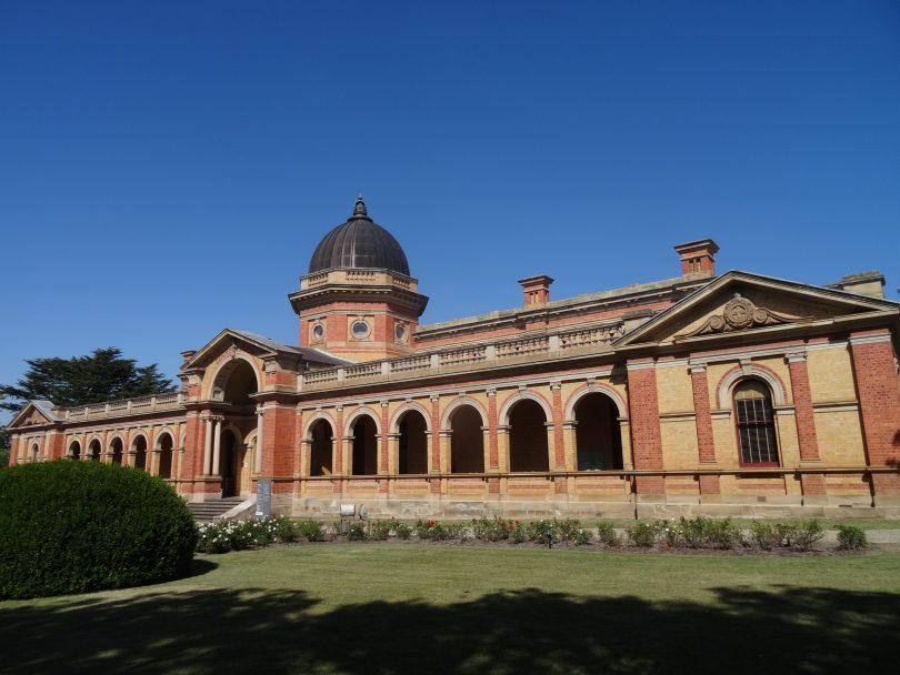 Goulburn Courthouse