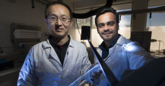 Coming soon, the bendable, biodegradable phone – thanks to ANU engineers