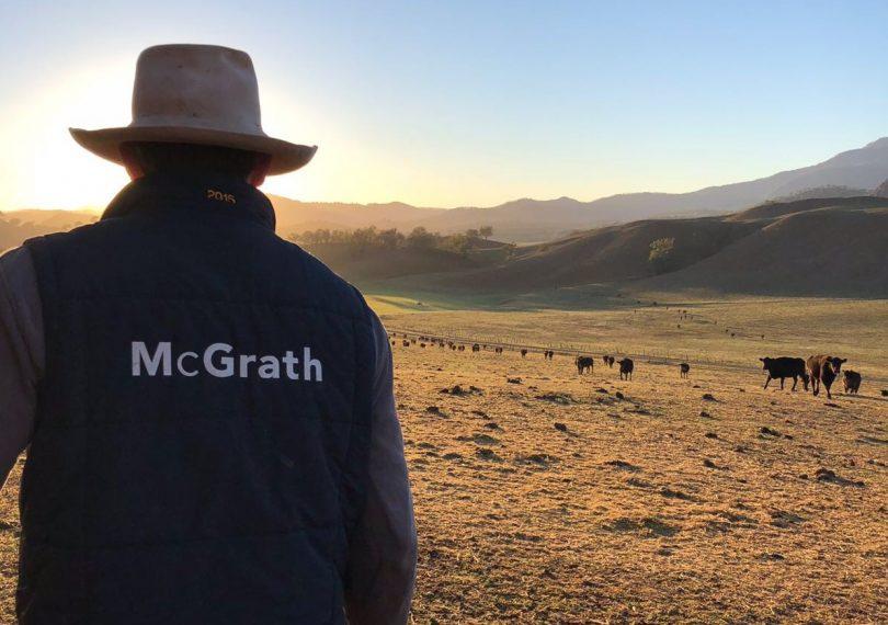 McGrath fundraising