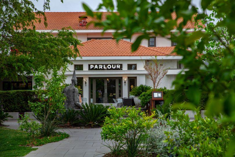 Parlour Wine Room, NewActon. Photo: George Tsotsos