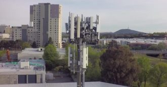 The future arrives as Telstra switches on 5G in Canberra