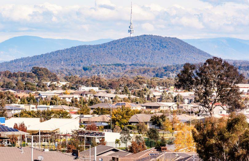 Canberra housing market