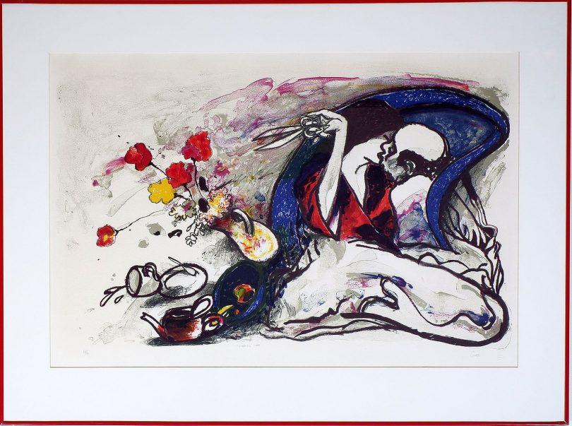 Fred Cress art