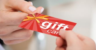 New rules to lessen gift card rage with extended expiry dates