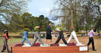 Local produce, NightFest variety and superhero dogs draw 45,000 more visitors to Floriade