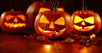 Is Halloween only about the marketing?