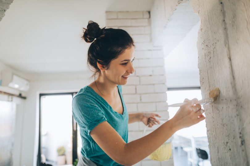 The ACT Greens want tenants to be able to paint their homes and put up picture hooks without needing landlord permission.