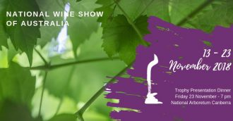 National Wine Show Presentation Night
