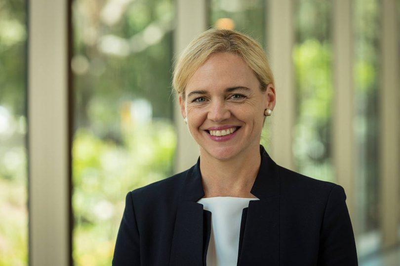 New Canberra Girls Grammar Principal Anna Owen. Photo: Supplied.