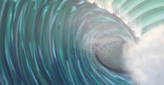 HSC artwork on show now at Batemans Bay Visitor Centre