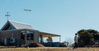 Drone company lands Mitchell site to start Gungahlin operations next year