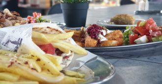 Canberra's first takeaway with a Greek twist