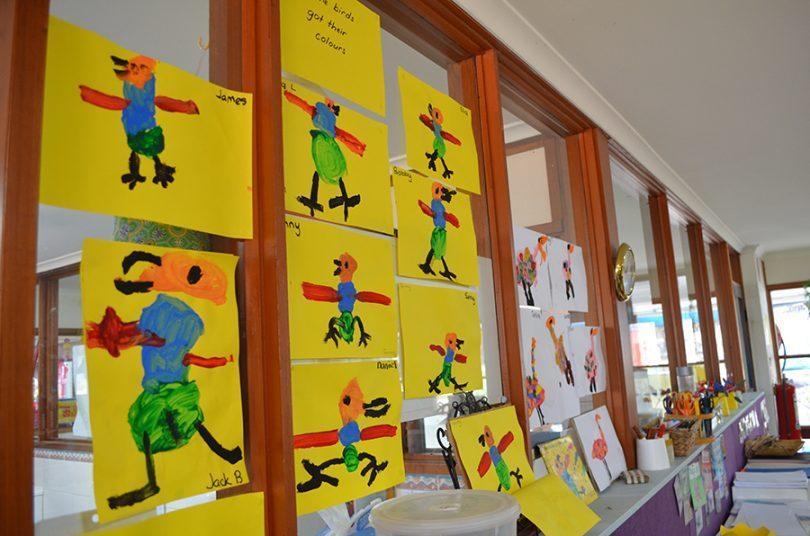 Pambula Preschool has 80 enrollments and attracts families from Merimbula, Tura beach, Wolumla, Wyndham and Eden. Photo: Pambula Preschool website.