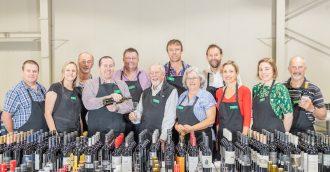 Eminent judges choose Australia's finest wines