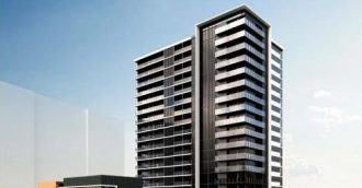 16-storey tower proposed for Yamba Sports Club site in Woden