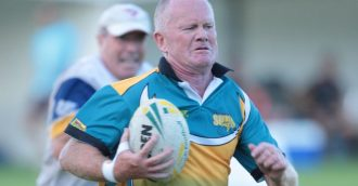 Touch football legend Garry Lawless to be inducted into ACT Sport Hall of Fame
