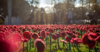 How to commemorate Remembrance Day in Canberra