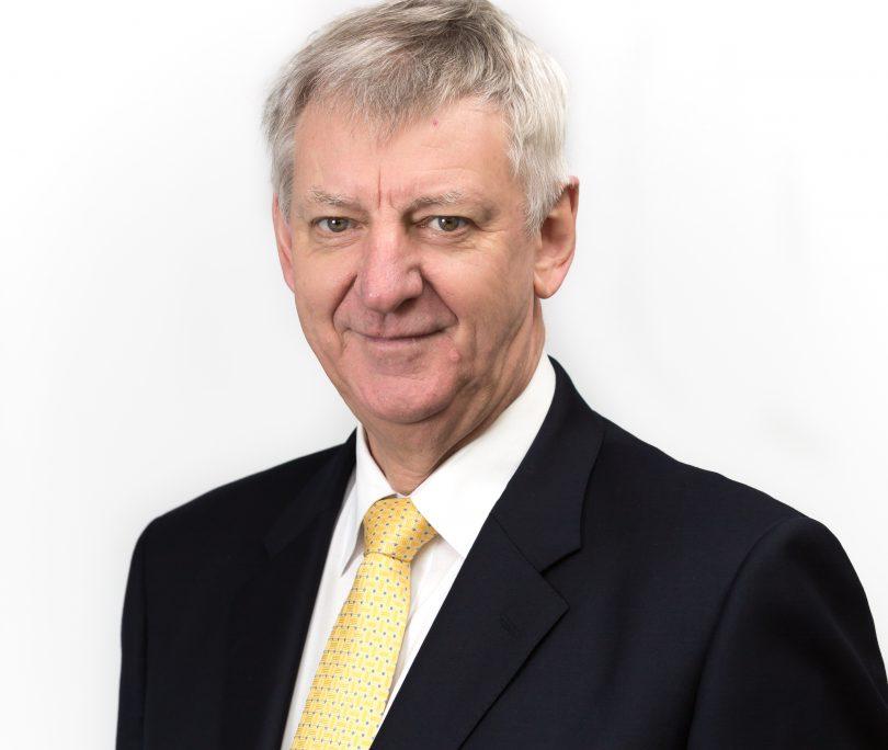Auditor-General Michael Harris