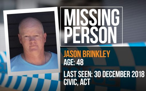 Police search for missing Canberra man with 'serious concern' for his welfare