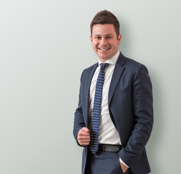 Dan McAlpine, co-principal, Belle Property Kingston.