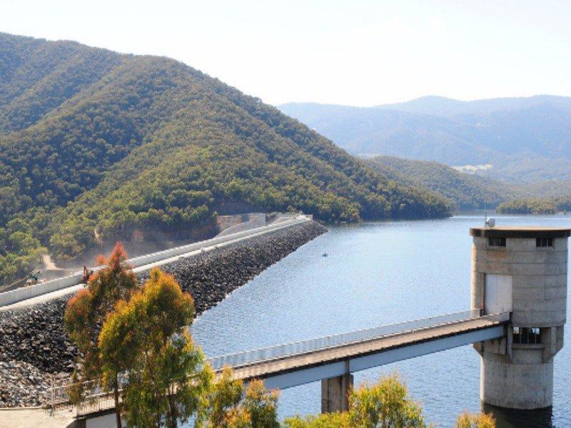 The majestic Talbingo Reservoir. Photo: Visit NSW.