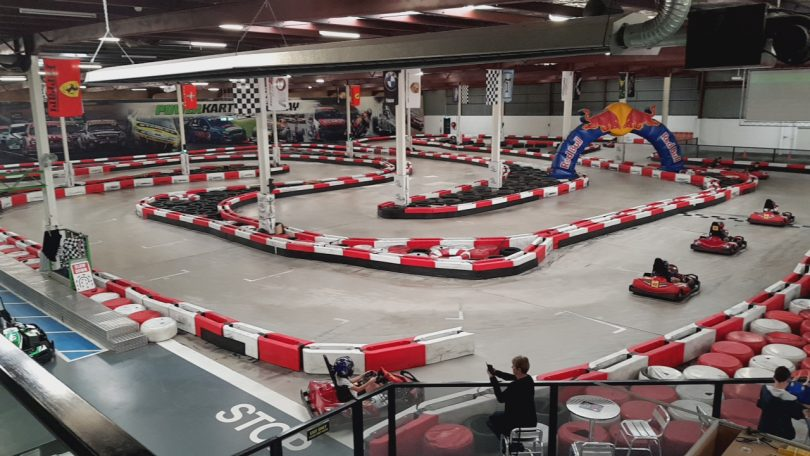 Powerkart Raceway