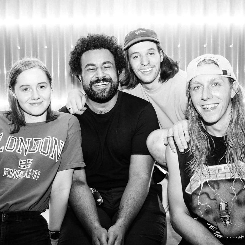 Sputnik Sweetheart will be playing with Joyce Manor and Azim Zain & His Lovely Bones at Kambri (at ANU) from 8 pm on Friday night. Photo by Jack Gruber.