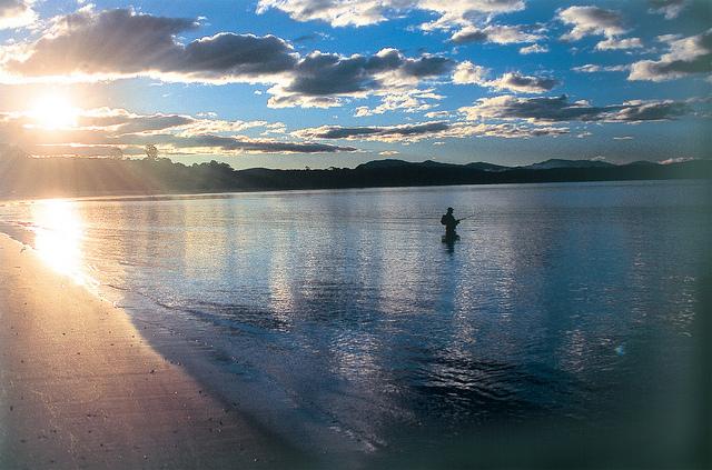 Quieter times at Corrigan's Beach. Bateman's Bay. Photo: Eurobodalla Tourism Flickr (www.flickr.com/people/eurobodalla)