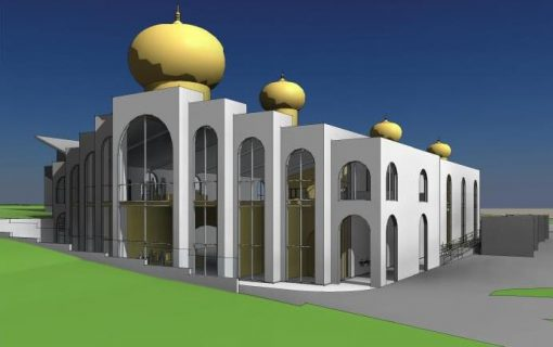 Growing Sikh community to build new temple, complete with gold domes