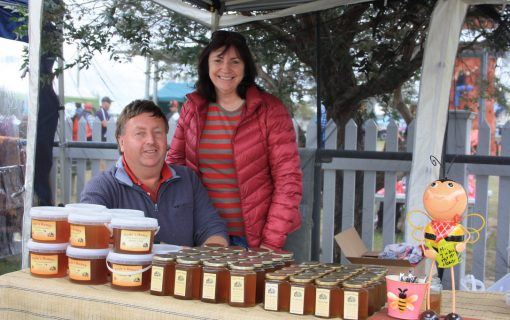 Locally-produced honey a deal sweetener for consumer