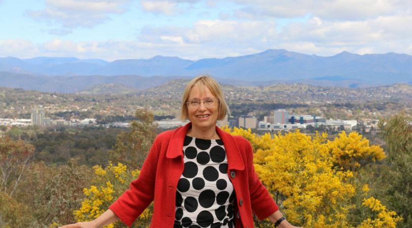 ACT Greens Planning Spokesperson Caroline Le Couteur