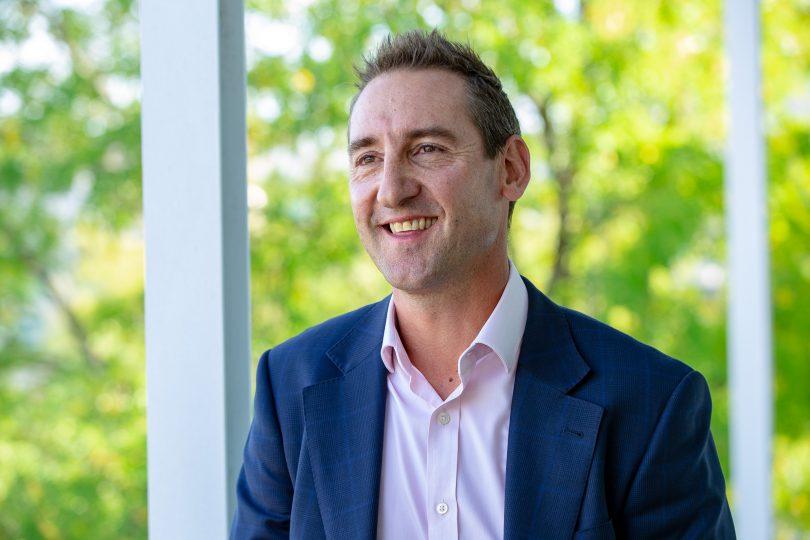 Village Building Company CEO Travis Doherty