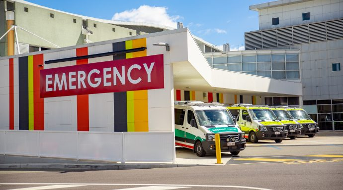 Call For Extra Security After Nurse Stabbed In Canberra Hospital Car