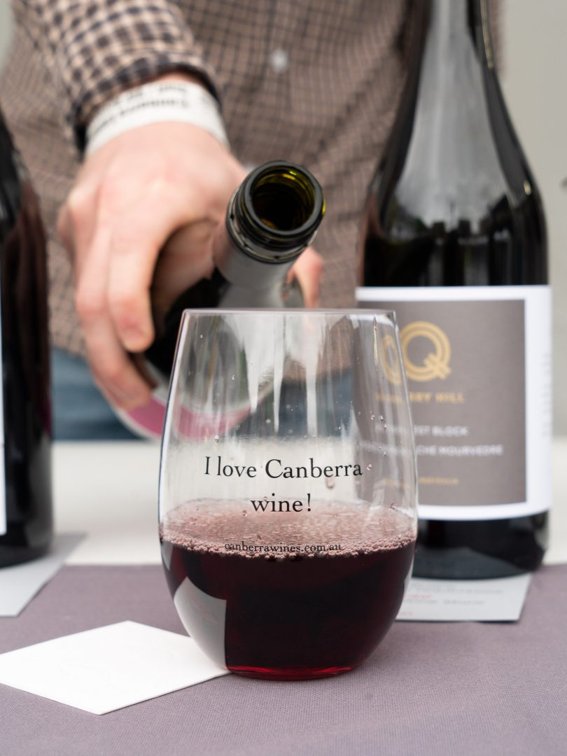 Canberra Wine Week. Photos supplied