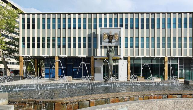 Civic Square Precinct.