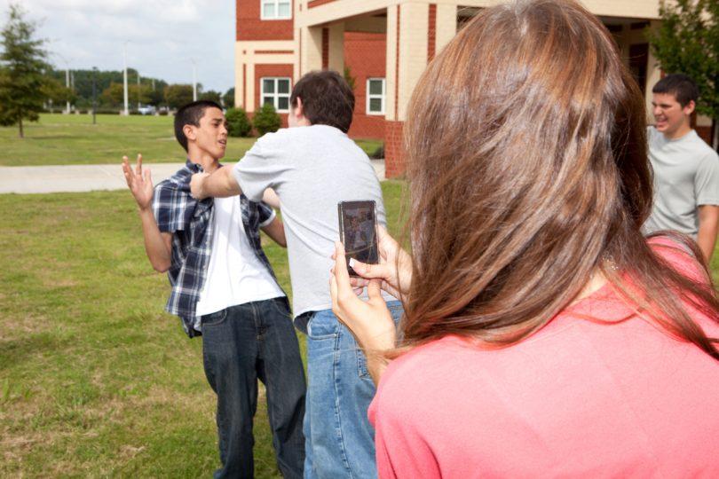 School violence response