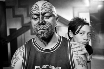 Marking culture on your face: the Maori art of Ta Moko at the NGA