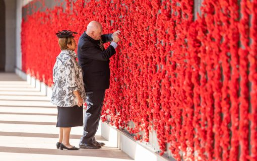 Thousands answer the call at capital's Anzac commemorations
