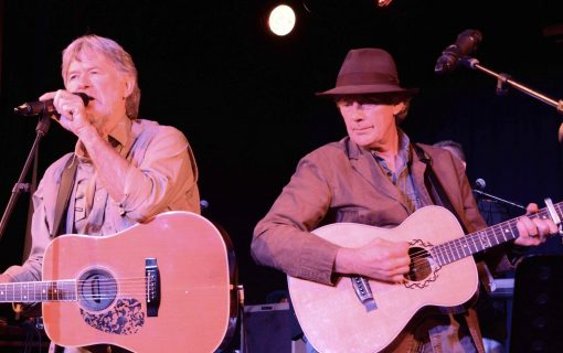 Perfect timing for Australian music legends to combine at Folk Festival